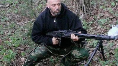 Guarda de seguridad en España, combatiente en el Este y hoy líder de una milicia ortodoxa