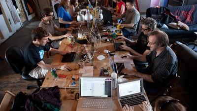 Les salles de jeux vidéo parisiennes et le problème du «geek» dans nos sociétés ironiques