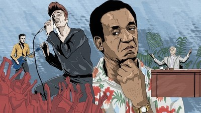 Quella volta che Morrissey umiliò Bill Cosby