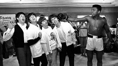 Relatos de Muhammad Ali: cuando Cassius le dio de puñetazos a los Beatles