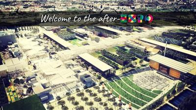 Il progetto per l'area Expo non è poi così 'petaloso'