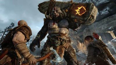 God of War? More Like the Daddy of It, in PlayStation's Upcoming Reboot