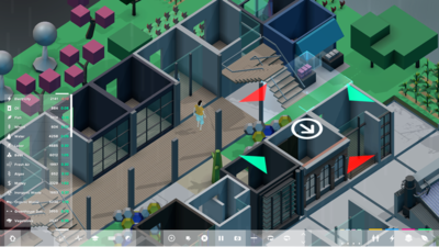 How Neighborhood Simulator 'Block'Hood' Turns a City into an Organism