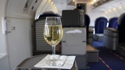 How to Travel the World First Class When You're Broke