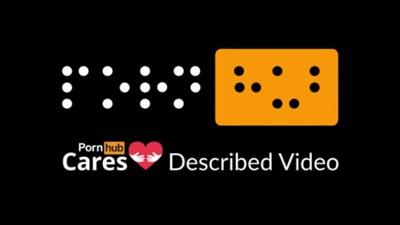 Pornhub va lanzar porno para ciegos