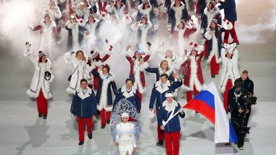 The Olympics Needs a Villain, and Russia Fits the Bill