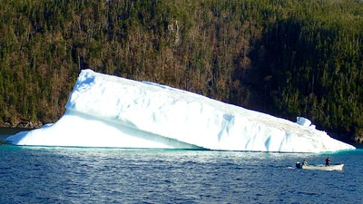 This Canadian Brewery Is Turning Icebergs into Beer