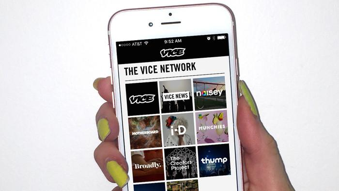 APPS: NEVER MISS A MINUTE OF VICE