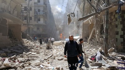 Dozens of US Diplomats Criticize Obama, Call for Airstrikes Against Assad