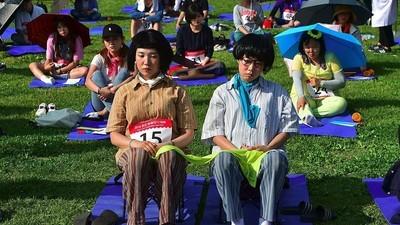 In Südkorea ist Nichtstun ein Sport