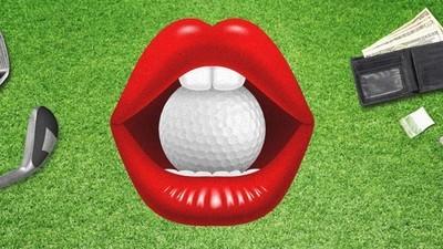 Les Caddies de golf savent tout sur les riches