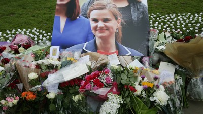 We Can't Let Toxic Politics Taint the Legacy of Murdered UK MP Jo Cox
