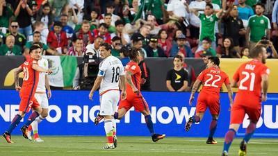 La selección nacional se despide de la Copa América con una goleada humillante
