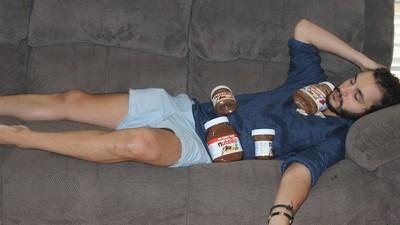Pasé una semana comiendo solo Nutella y fue un infierno