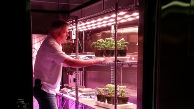 How Space Technology Will Produce the Best Weed Ever