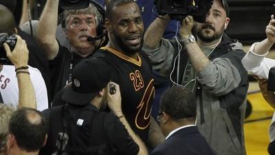 Como LeBron mudou o curso da história das finais de NBA