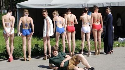 Il fotografo che si è finto un turista sessuale in Ucraina