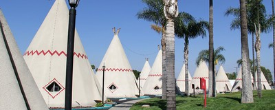 The Beautiful Decay of the Wigwam Motel