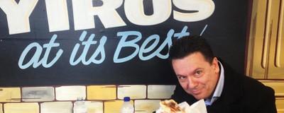 I Ate a Lamb Yiros With Nick Xenophon