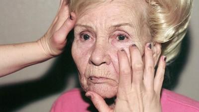 Foto degli ultimi giorni di mia nonna