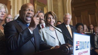 House Democrats Stage Sit-in to Get a Vote on Gun Control