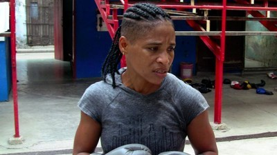 Namibia Flores: la perseverancia como medalla