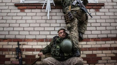 Photos from the Front Lines of the Ukraine Conflict