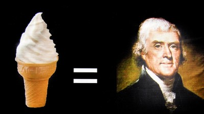 Stop Thanking Thomas Jefferson for Inventing Ice Cream