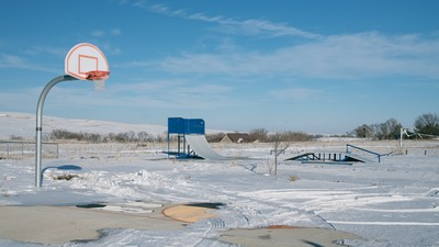 We Visit a Native American Town Held Together by Basketball Tonight on VICELAND