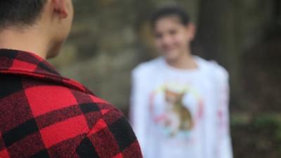 Um nicht abgeschoben zu werden, lebt der 16-jährige Gardijan im Untergrund