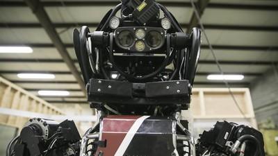 Úsvit zabijáckých robotů