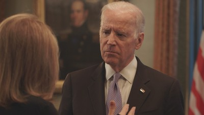 Watch: Joe Biden and Gloria Steinem Discuss the Struggle to End Misogyny in America