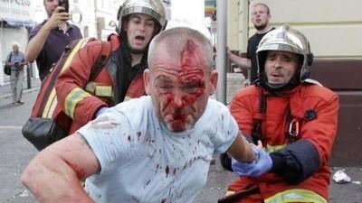 Voici pourquoi les hooligans russes effraient les Occidentaux