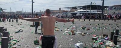 Warum ein Rapid Wien-Fan bei den Hooligan-Krawallen in Marseille verhaftet wurde