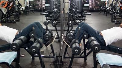 Ich habe eine Nacht im Fitnessstudio verbracht, damit ihr es nicht müsst