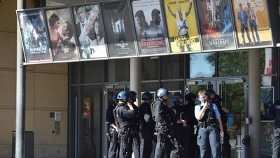 Armed Man Causes Chaos at German Movie Theater