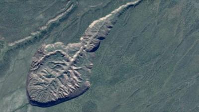 """El cambio climático ha abierto una """"puerta de entrada al inframundo"""" en Siberia"""