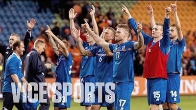 Ascensiunea incredibilă a fotbalului din Islanda