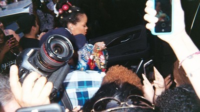 Hon na Rihannu a jiné celebrity z pohledu paparazzi