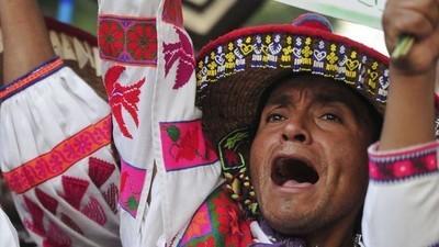Intentan imponer basurero tóxico en territorio sagrado indígena de México