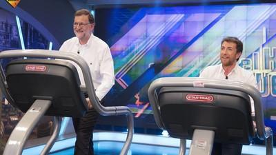 """Otro masaje con final feliz: el paseo triunfal de Mariano Rajoy en """"El Hormiguero"""""""