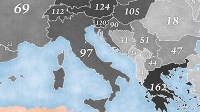 Qual è la città italiana più metal?