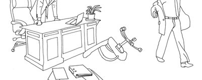 Modern Toss Have Turned the Dullness of Work Into a Hilarious Colouring Book
