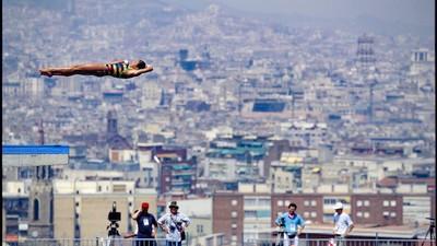 O fotógrafo que capta momentos eternos em Jogos Olímpicos