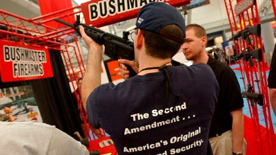 Guns and the Big Business of Carnage