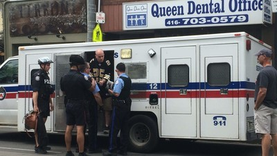 Toronto Police Raid Recreational Weed Dispensary Openly Defying Current Laws