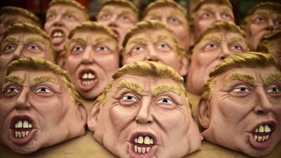 What It's Like to Be Named Donald Trump