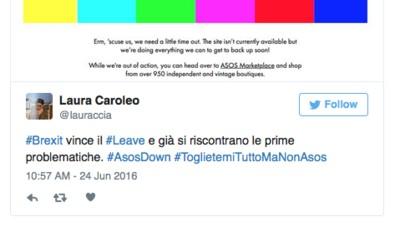 Dieci tweet per capire cosa sta succedendo con la Brexit