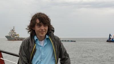 22-Jähriger versenkt 1,5 Millionen Euro in der Nordsee und alle sind begeistert