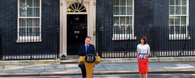 A Eulogy for David Cameron's Career